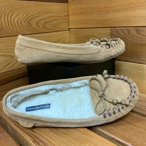 American Eagle Outfitters Leather Suede Moccasins